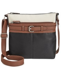 Styleandco. Style And Co. Baltic Small Crossbody Only At Macy's Black