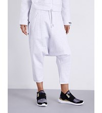 Y 3 Future Jersey Trousers Snow Melange
