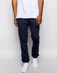 Tommy Hilfiger Hilfiger Denim Sweat Pants In Tapered Fit Navy
