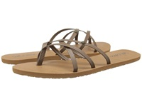 Volcom New School 2 Brown Women's Sandals