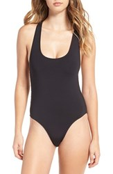 Rip Curl Women's Untamed Mesh Inset One Piece Swimsuit