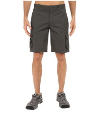 Columbia Chatfield Range Shorts Grill Men's Shorts Gray