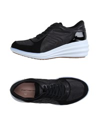 Fornarina Footwear Low Tops And Trainers Women Black