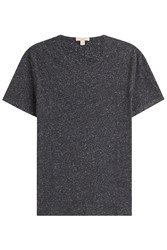 Burberry Brit Cotton T Shirt Black