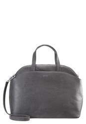 Matt And Nat Ville Tote Bag Carbon Grey