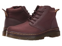 Dr. Martens Bonny Chukka Boot Old Oxblood Extra Tough Nylon Rubbery Men's Lace Up Boots Burgundy