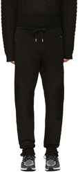 Diesel Black P Work Lounge Pants