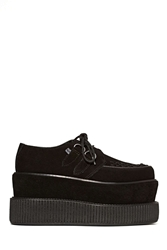 Nasty Gal T.U.K. Double Stacked Creeper