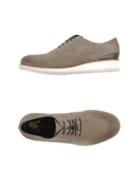 H By Hudson Low Tops And Trainers Light Grey