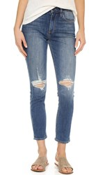 Paige Carter Slim Jeans Amanda Destructed