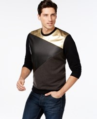 Inc International Concepts Money Colorblocked Sweatshirt Only At Macy's