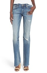 Women's Vigoss Bootcut Jeans Medium Wash