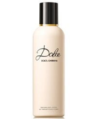 Dolce By Dolce And Gabbana Body Lotion 6.7 Oz No Color