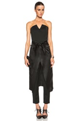 Camilla And Marc Constellation Jumpsuit In Black
