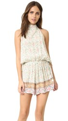 Faithfull The Brand Louis Romper Faded Out Print