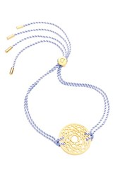 Women's Daisy London 'Crown Chakra' Cord Bracelet