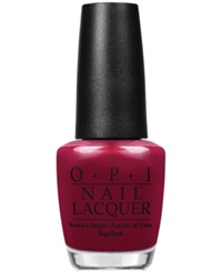 Opi Nail Lacquer Thank Glogg It's Friday