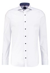 Olymp Level 5 Shirt White
