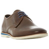 Bertie Bastian Colour Pop Leather Gibson Shoes Brown