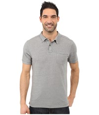 Outdoor Research Cooper S S Polo Pewter Men's Short Sleeve Pullover