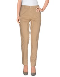 Notify Jeans Notify Trousers Casual Trousers Women Beige