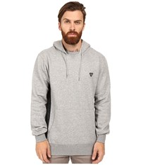 Vissla All Sevens Pullover Hoodie Fleece Grey Heather Men's Sweatshirt Gray
