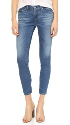 Ag Jeans The Middi Ankle Jeans 9 Years Safe Harbour