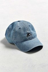 Barney Cools Orca Denim Baseball Hat Blue