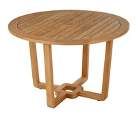 Barlow Tyrie Avon Circular Dining Table