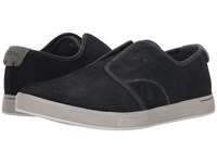 Ahnu North Beach Leather New Black Men's Shoes