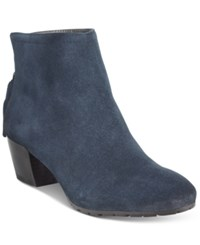 Kenneth Cole Reaction Women's Pilage Booties Women's Shoes Navy