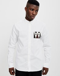 Wood Wood Paco Shirt White