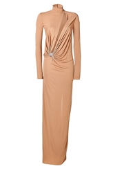 Vionnet Draped Evening Gown