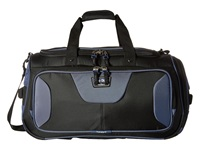 Travelpro Tpro Bold 2.0 22 Expandable Duffel Bag Black Navy Duffel Bags