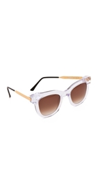 Thierry Lasry Sexxxy Sunglasses Clear