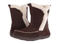 Tempur Pedic Joanie Chocolate Women's Boots Brown