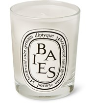 Diptyque Baies Scented Candle 190G White