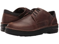 Naot Footwear Denali Crazy Horse Leather Men's Lace Up Casual Shoes Brown
