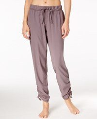 Gaiam Loa Harem Yoga Pants Steel