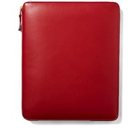 Comme Des Garcons Sa0203 Ipad Wallet Red