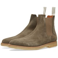 Common Projects Chelsea Boot Suede Grey