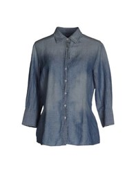Robert Friedman Denim Denim Shirts Women