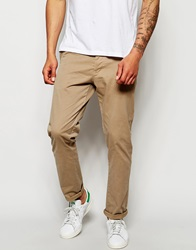 New Look Slim Fit Chino Stone