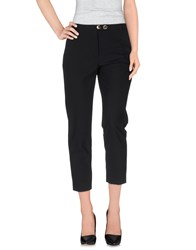 Gaudi' Trousers 3 4 Length Trousers Women Black