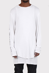 Good As Gold Online Clothing Store Mens And Womens Fashion Streetwear Nz Registered Long Sleeve Tank T Shirt White