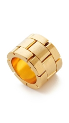 Acne Studios Elisa Ring Gold