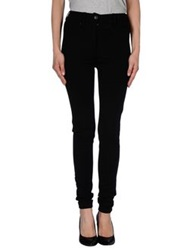 Clips Casual Pants Black