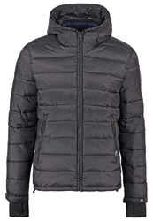 Teddy Smith Brother Winter Jacket Noir Black