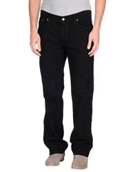 Nudie Jeans Co Trousers Casual Trousers Men Black