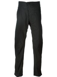 Lost And Found Slim Trousers Black